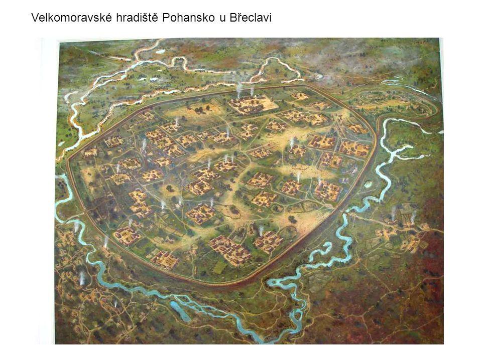 Velkomoravské hradiště Pohansko u Břeclavi