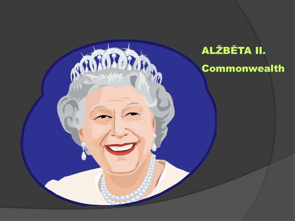 ALŽBĚTA II. Commonwealth