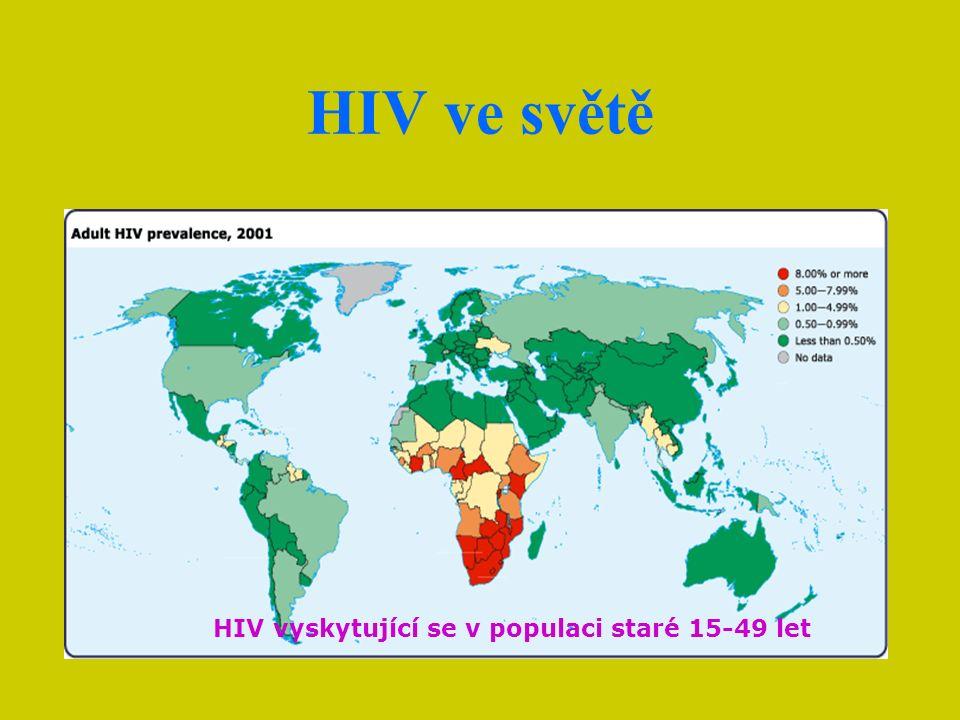 Vlivy HIV/AIDS na vzdělání Vliv HIV je největší v zemích subsaharské Africe, kde omezuje budoucí ekonomický rozvoj.