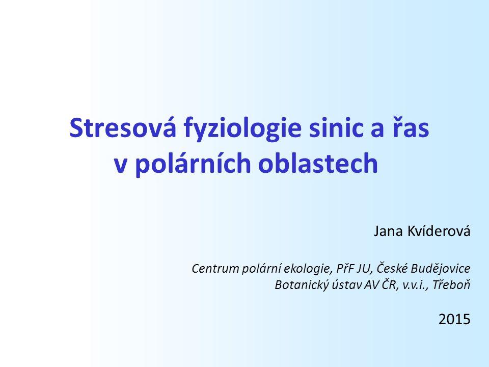 Calvinův cyklus.Falkowski et Raven (2007) Aquatic photosynthesis.