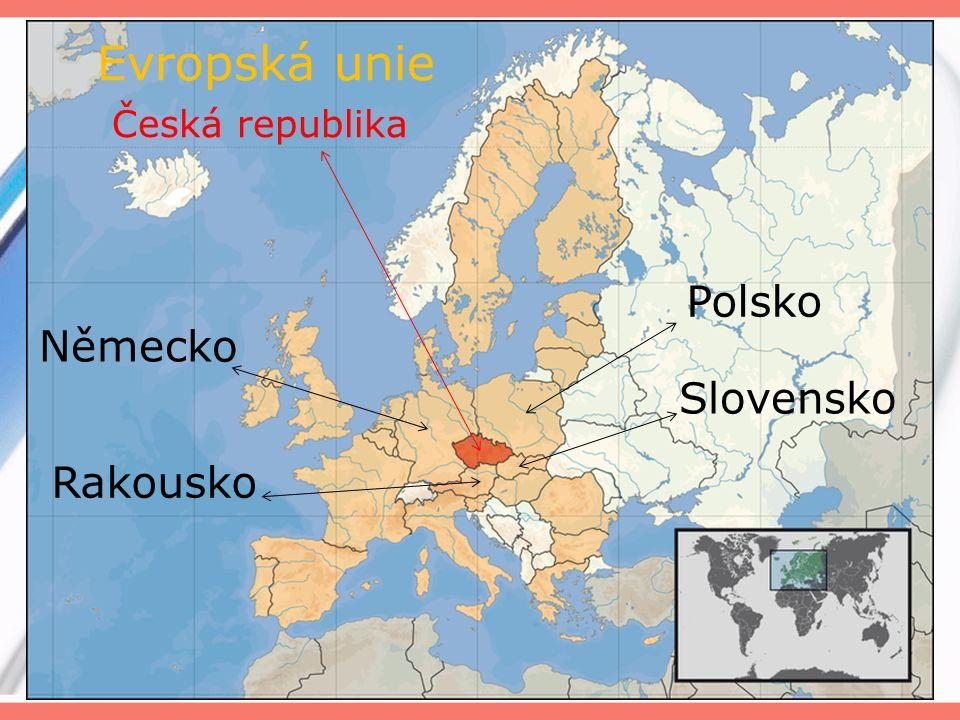 Sousední státy ČR