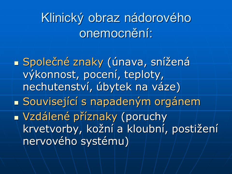 Nádorové onemocnění plic: Zásady prevence: Výchova k nekuřáctví !!.