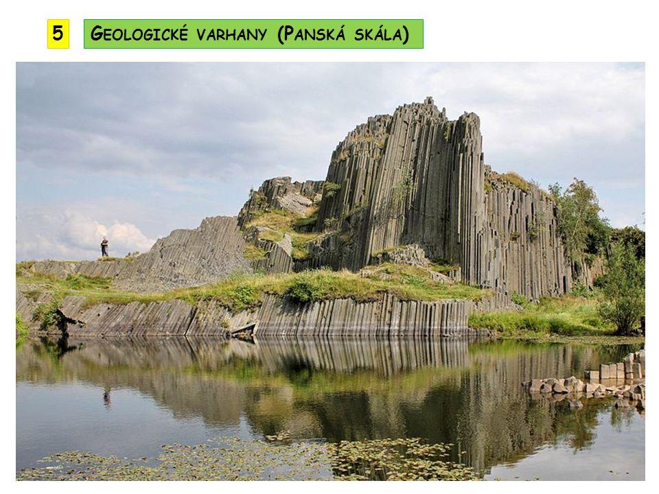 G EOLOGICKÉ VARHANY (P ANSKÁ SKÁLA )5