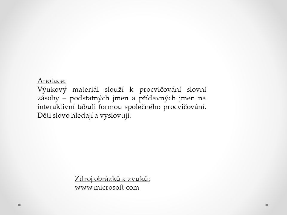 VY_22_INOVACE_53 Jazyk a jazyková komunikace. Anglický jazyk.