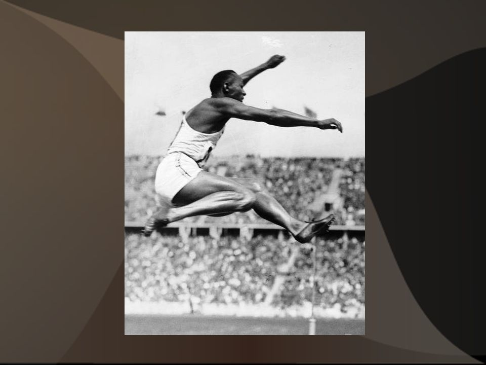 Jesse Owens (1913 -1980) Jesse Owens was one of the greatest African American pioneers in sports.