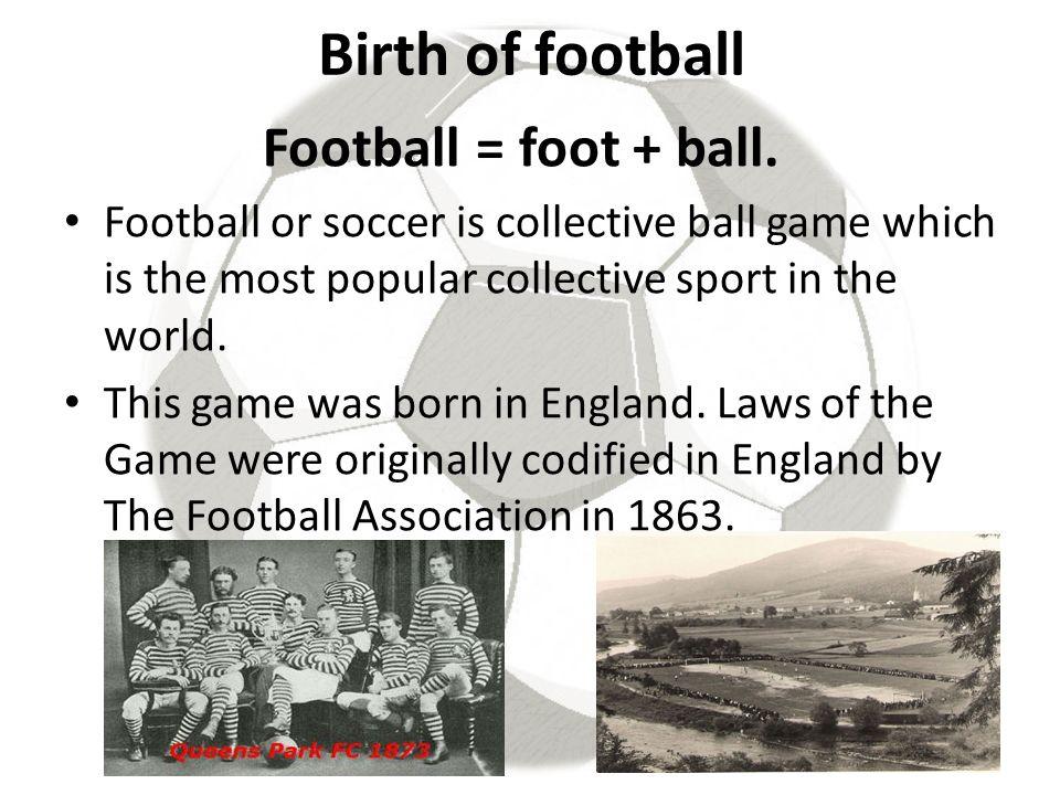 FIFA Football Association is governed internationally by the International Federation of Association Football – FIFA.