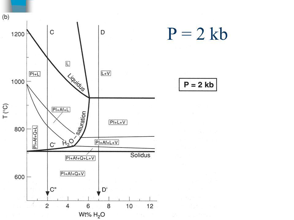 P = 2 kb