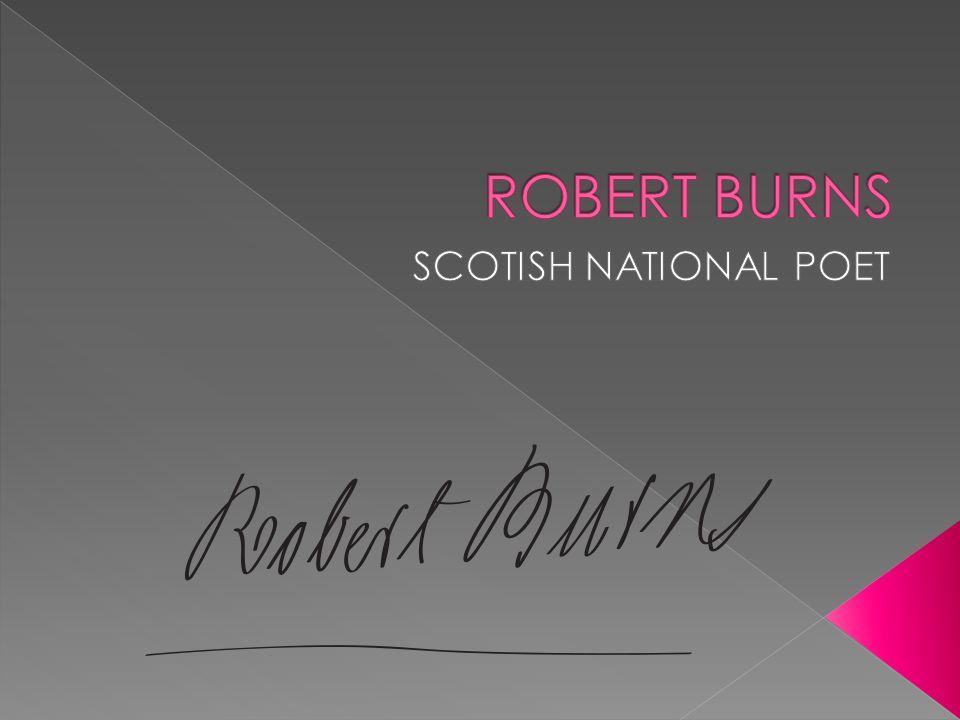was a Scottish poet and lyricistScottish