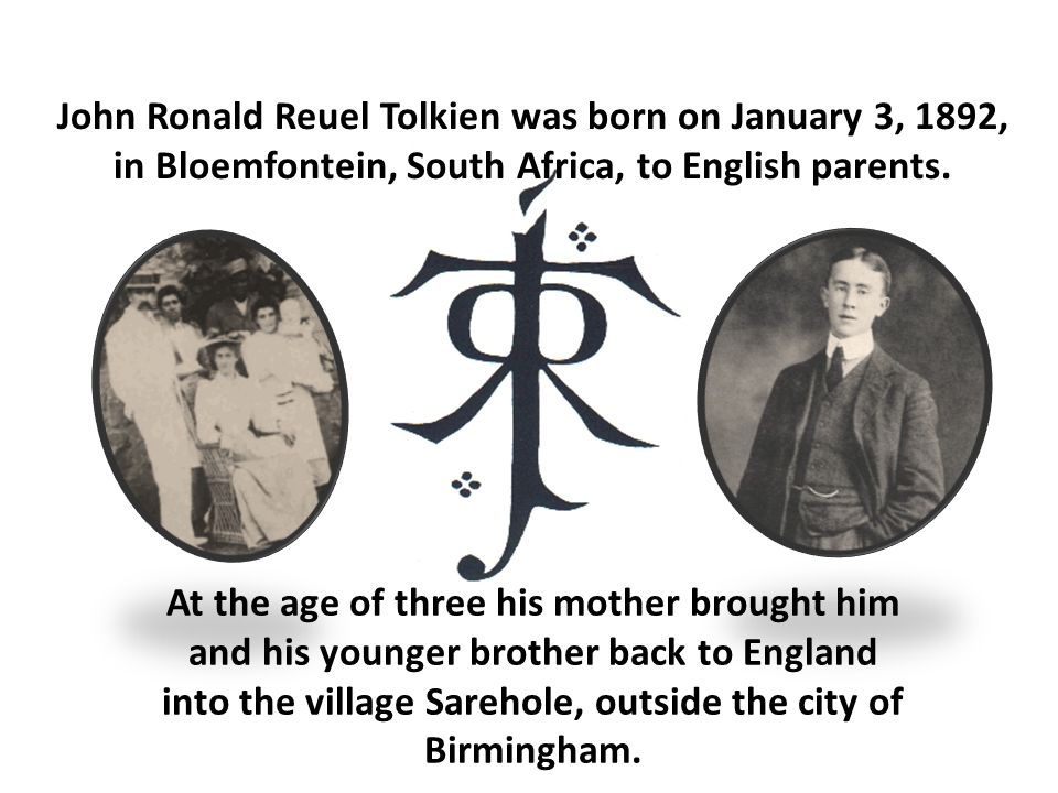 Tolkien completed his degree at Oxford in 1915 and in 1916 he married his longtime friend Edith Bratt.