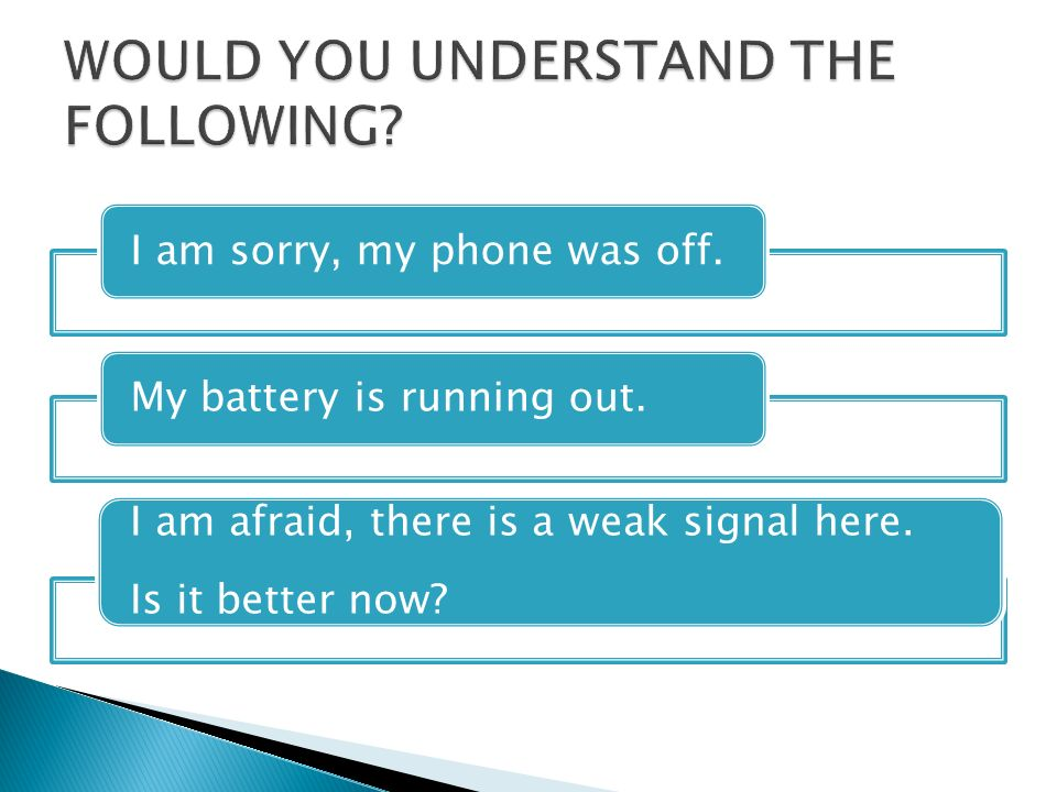 I am sorry, my phone was off.My battery is running out. I am afraid, there is a weak signal here. Is it better now?