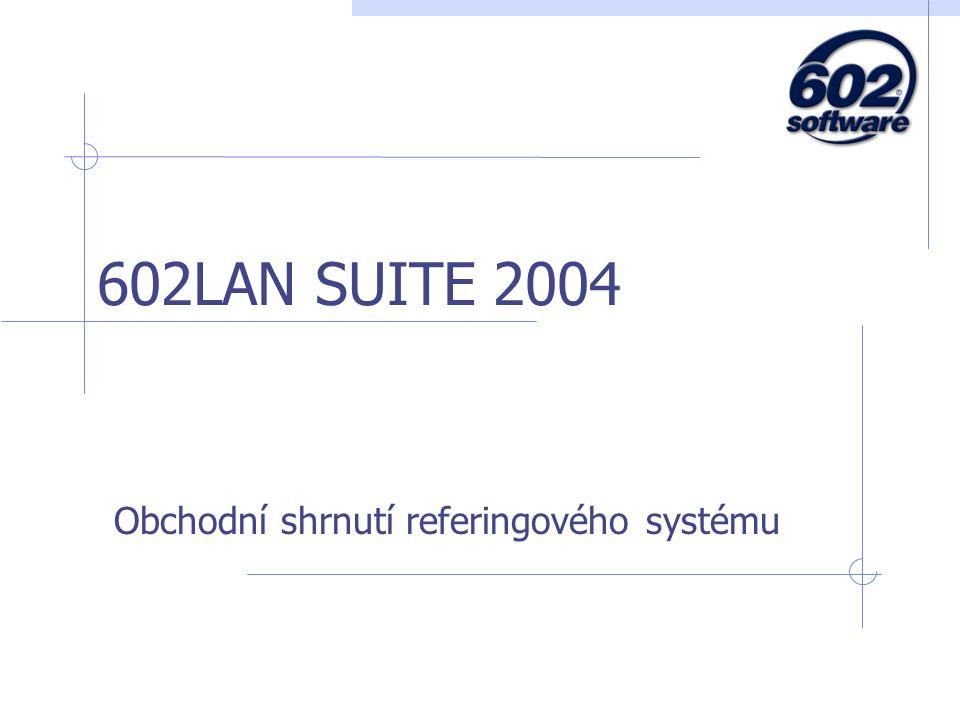602LAN SUITE 2004 Obchodní shrnutí referingového systému