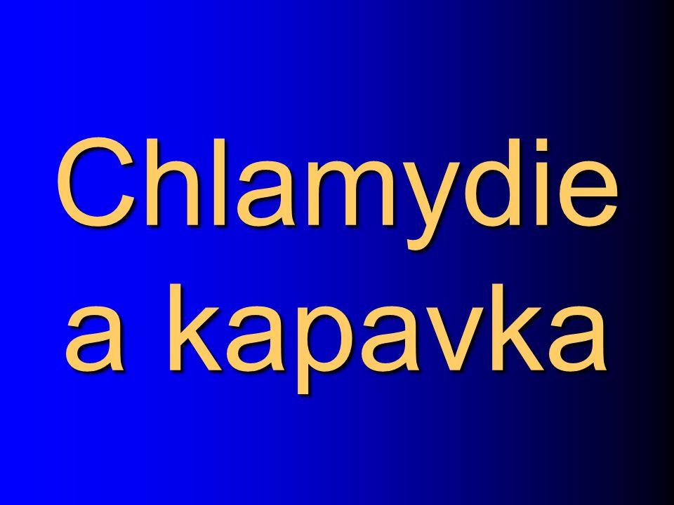 Chlamydie a kapavka