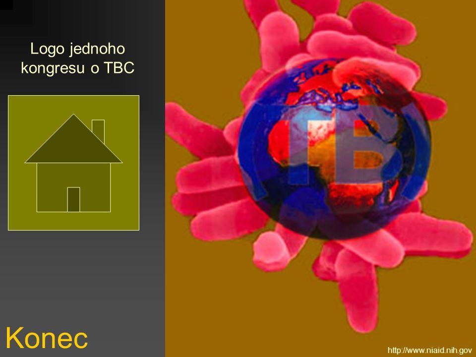 Konec Logo jednoho kongresu o TBC http://www.niaid.nih.gov