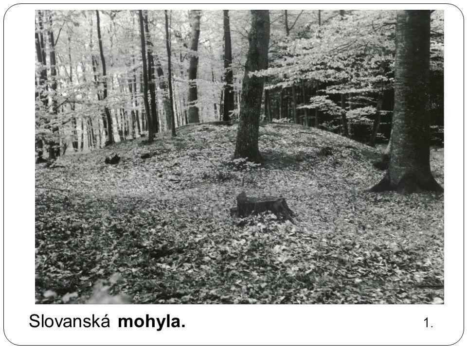 Mohyla je dokladem pohřebního rituálu, ve kterém se nad zesnulým anebo nad urnou s popelem vybudoval hlinitokamenný násep.