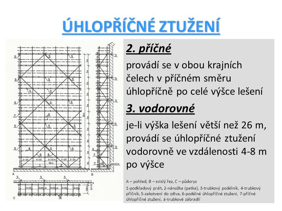 ÚHLOPŘÍČNÉ ZTUŽENÍ 2.
