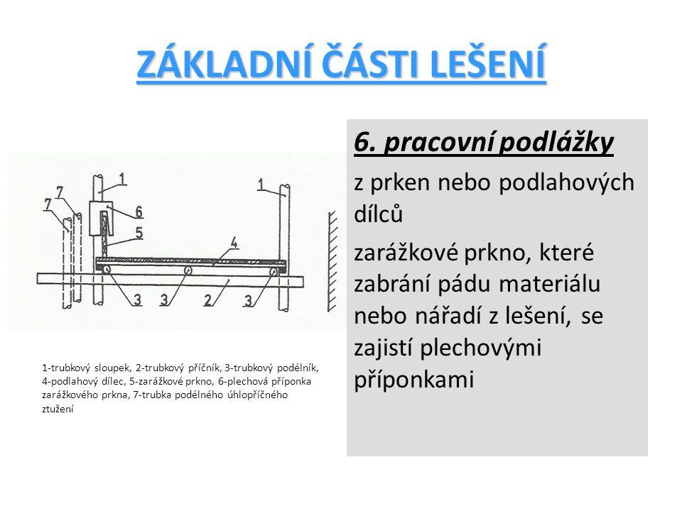 MONTÁŽNÍ SOUPRAVA Obsahuje: – 105 trubek dl.6,0 m – celkem 630 m – 130 trubek dl.