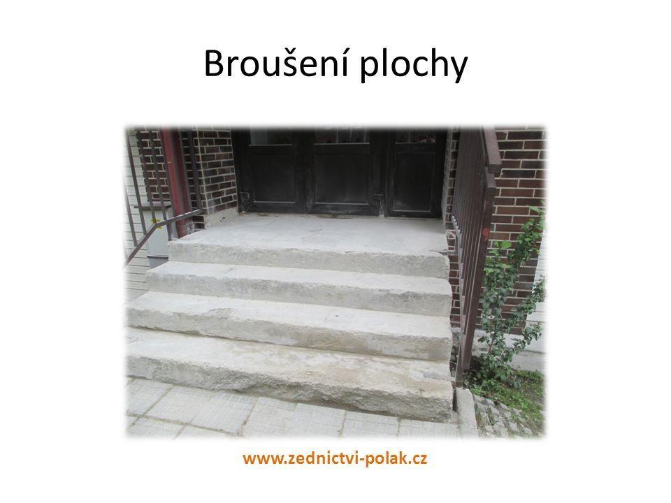 Schodové hrany Schlüter TREP-E www.zednictvi-polak.cz