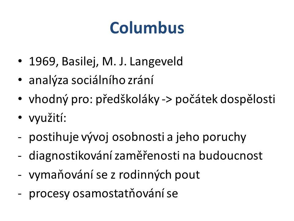 Columbus 1969, Basilej, M.J.