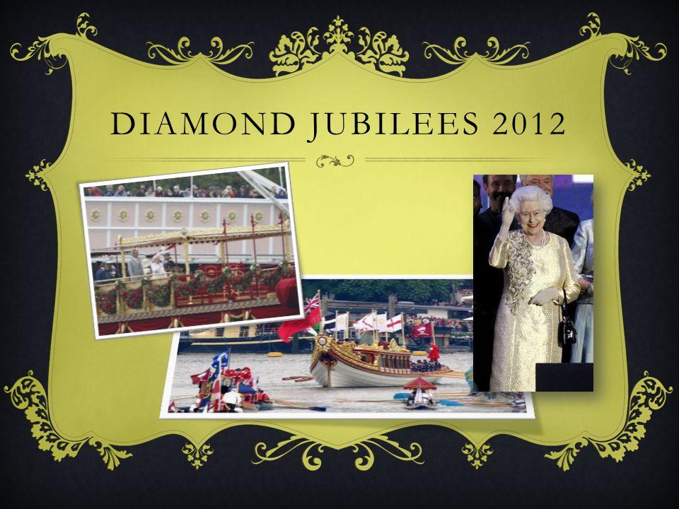 DIAMOND JUBILEES 2012
