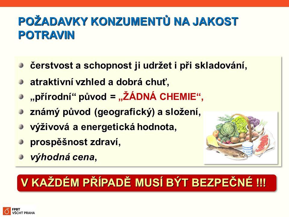 Cíle evropského potravinového práva: (i) Ochrana před zdravotně závadnými potravinami a onemocněními z potravin (ii) Ochrana spotřebitelů / konzumentů před klamáním a falšováním (iii) Ochrana tržního prostředí a podnikatelů před nekalými praktikami (iv) Ochrana zvířat, rostlin a životního prostředí (v) Usnadnění volného pohybu potravin v rámci EU