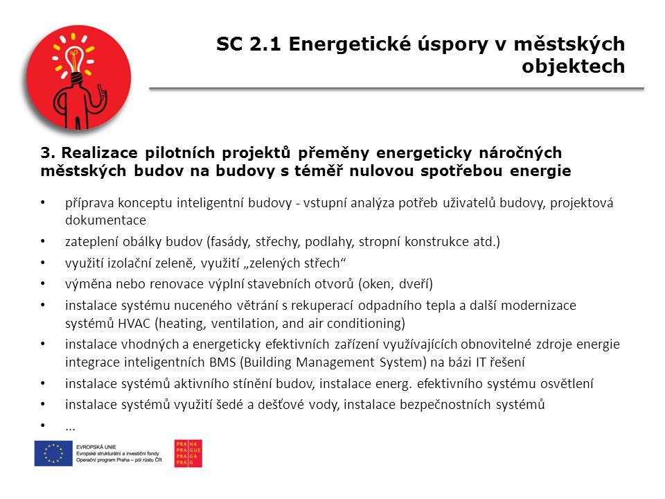 SC 2.1 Energetické úspory v městských objektech 3.