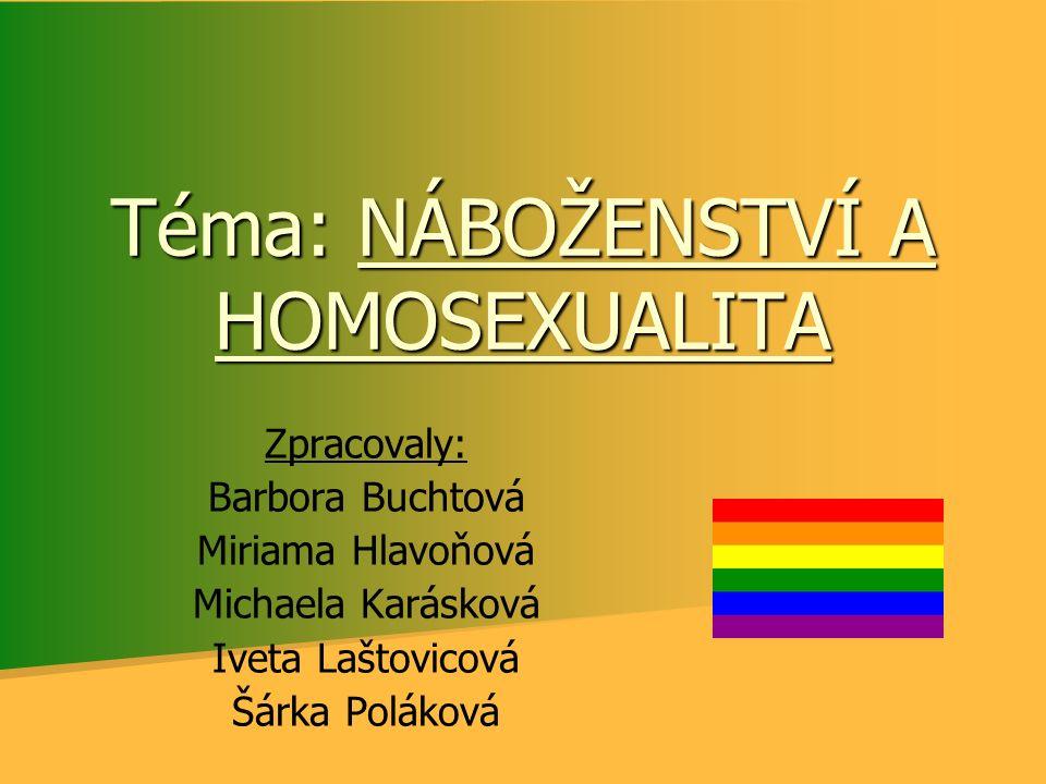 Homosexualita v antice 2. hodina Barbora Buchtová