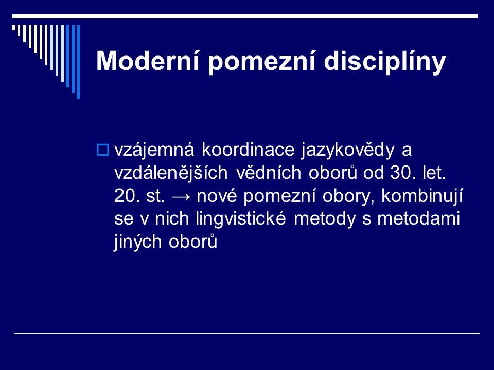 Typologická klasifikace jazyků  2.2.3.