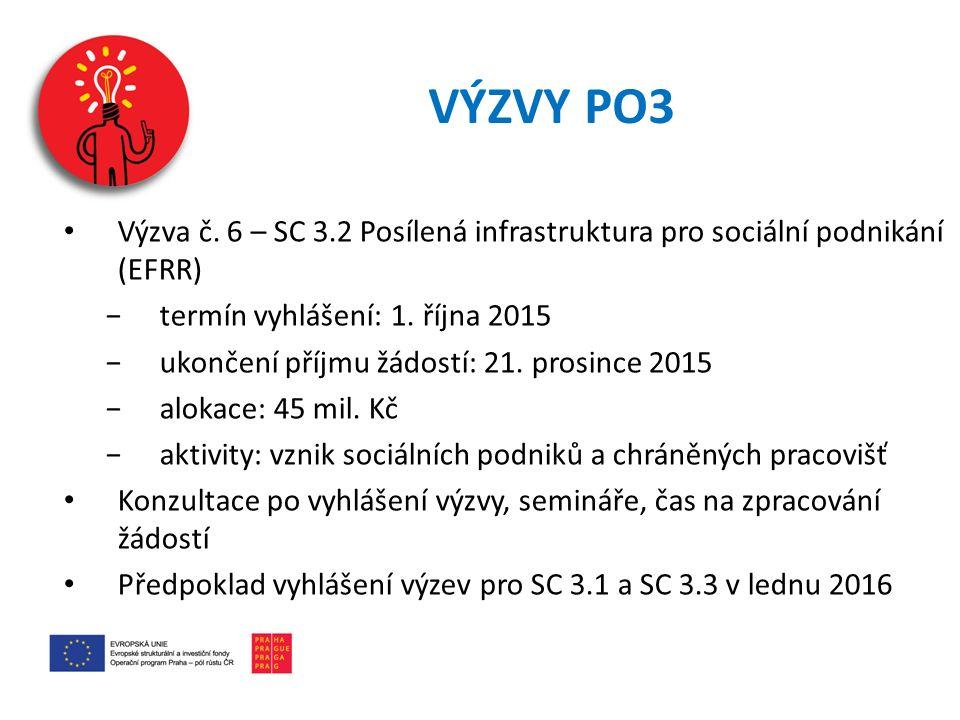VÝZVY PO3 Výzva č.