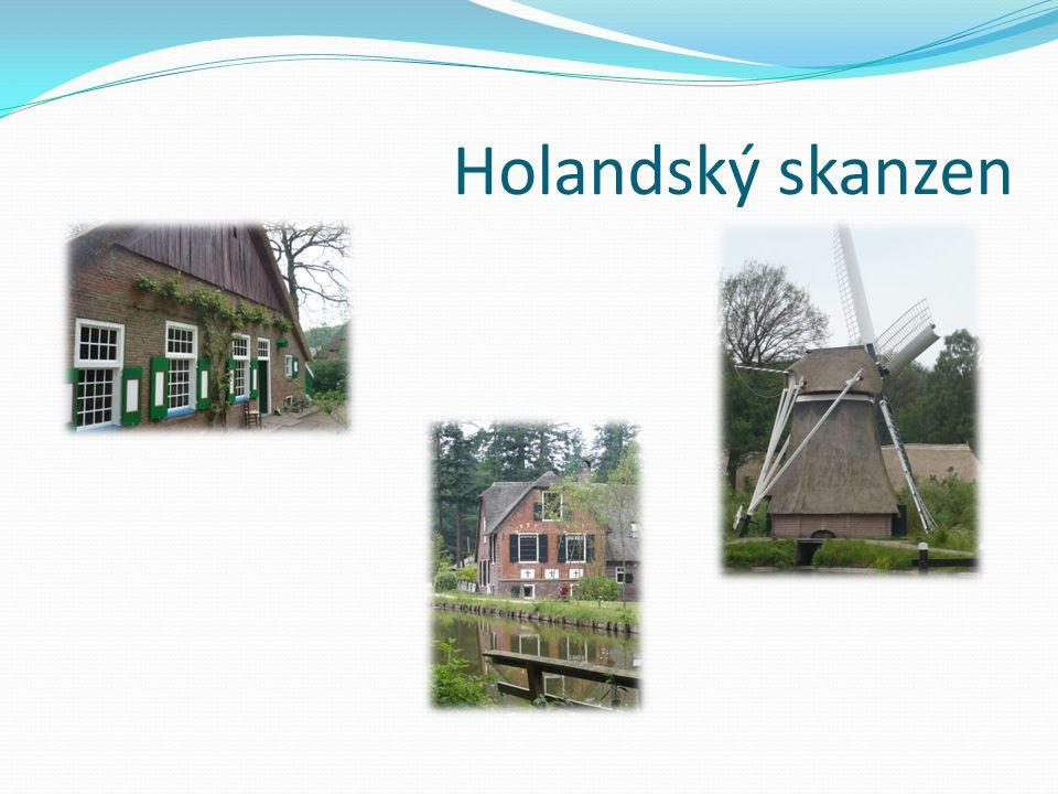 Holandský skanzen