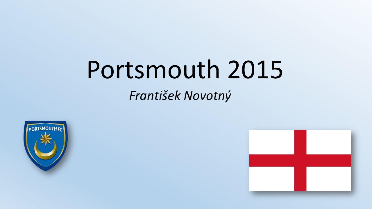 Portsmouth 2015 František Novotný