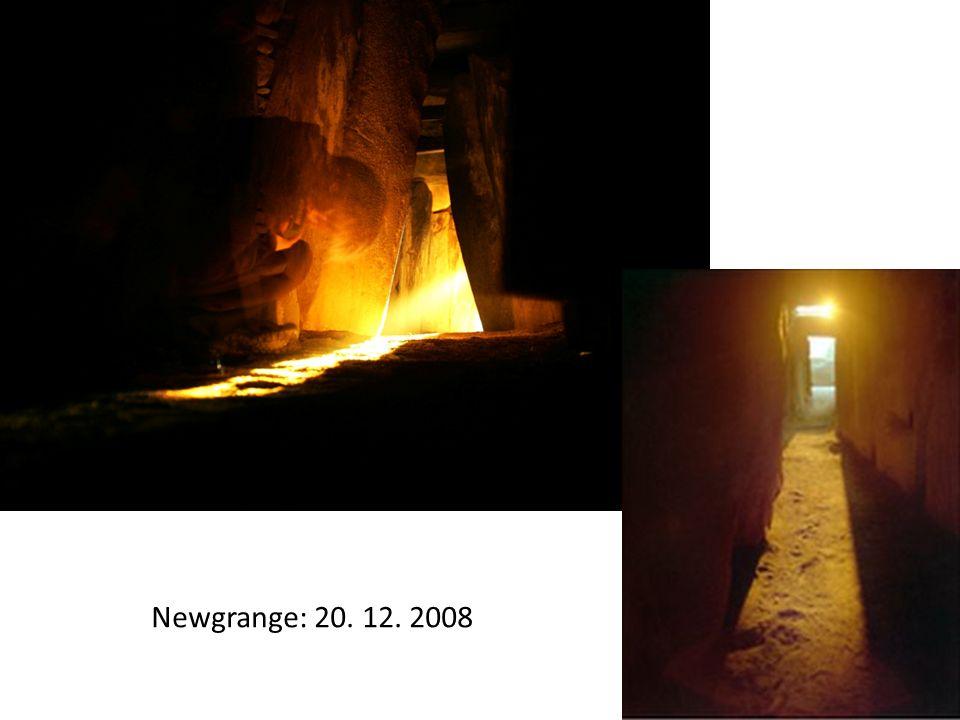 Newgrange: 20. 12. 2008