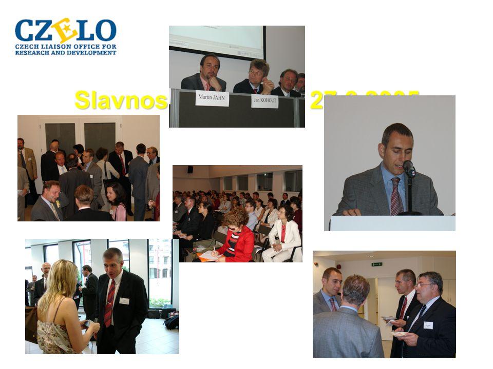 CZELO se stalo aktivním členem následujících networků: IGLO (Informal Group of Liaison Offices) – zapojení do pracovních skupin RIBN (Research, Innovation and Business Network for Central and South-Eastern Europe) – Dr.