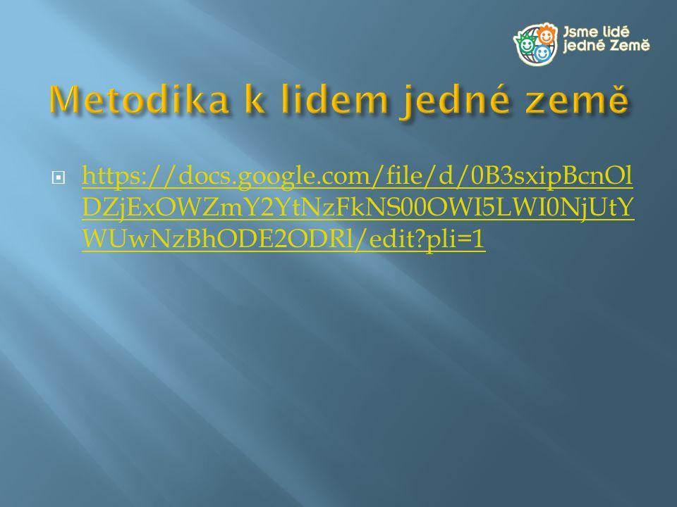  http://www.lidejednezeme.cz/ http://www.lidejednezeme.cz/  http://www.lidejednezeme.cz/join.aspx http://www.lidejednezeme.cz/join.aspx Žádost o zapojení do projektu Žádost o zapojení do projektu-předběžná přihláška DOC, 36,5 KB Pro přihlášení do projektu vyplňte tuto přihlášku a zašlete na opu@opu.cz.Žádost o zapojení do projektu-předběžná přihláška