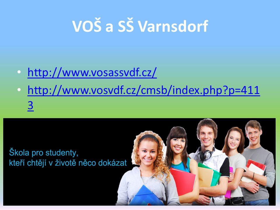 VOŠ a SŠ Varnsdorf http://www.vosassvdf.cz/ http://www.vosvdf.cz/cmsb/index.php?p=411 3 http://www.vosvdf.cz/cmsb/index.php?p=411 3