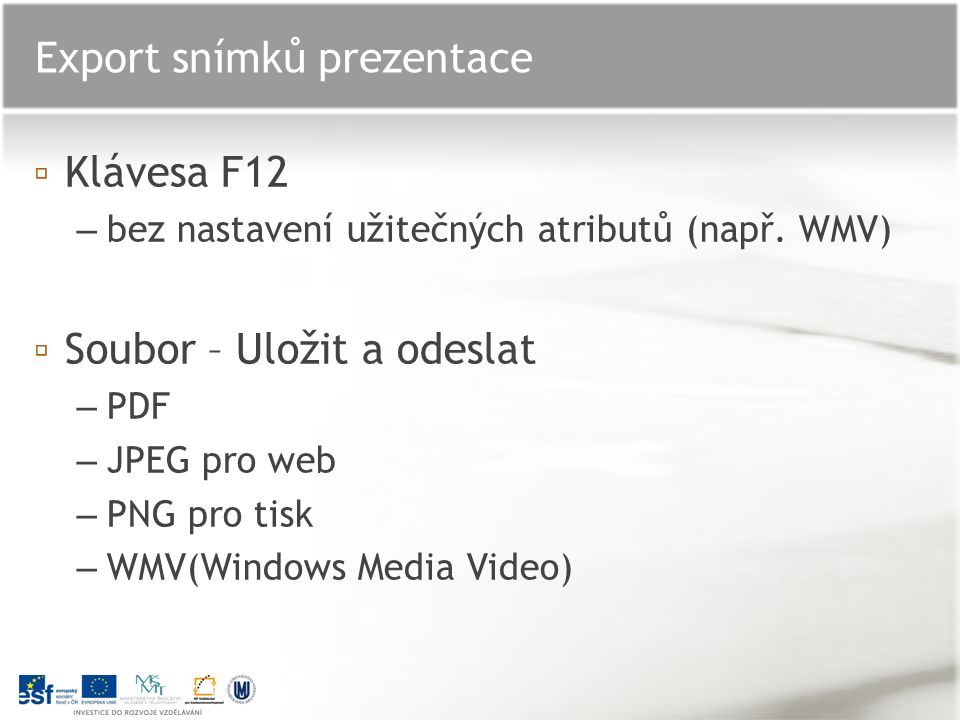 XML struktura MS Office dokumentu