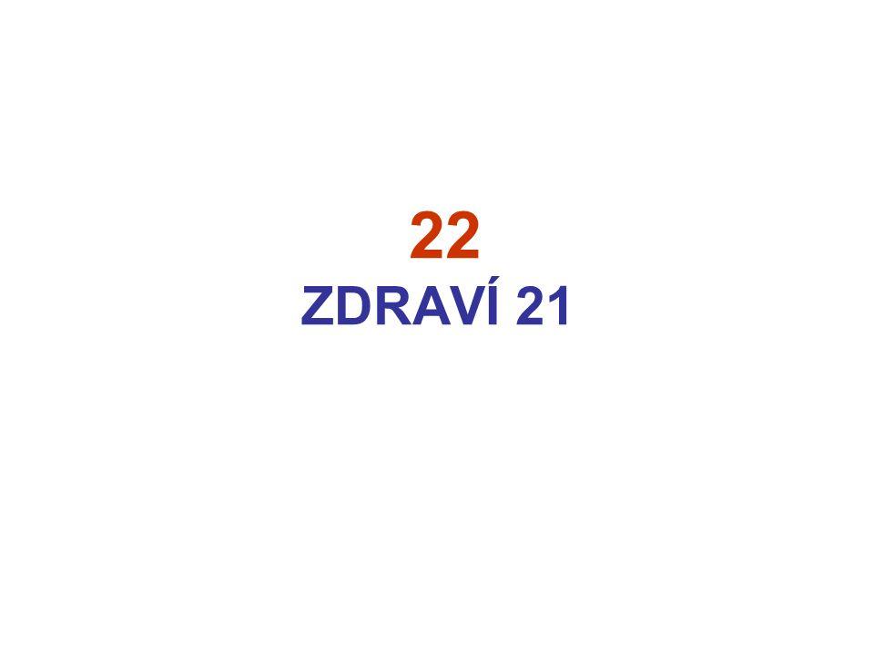 22 ZDRAVÍ 21