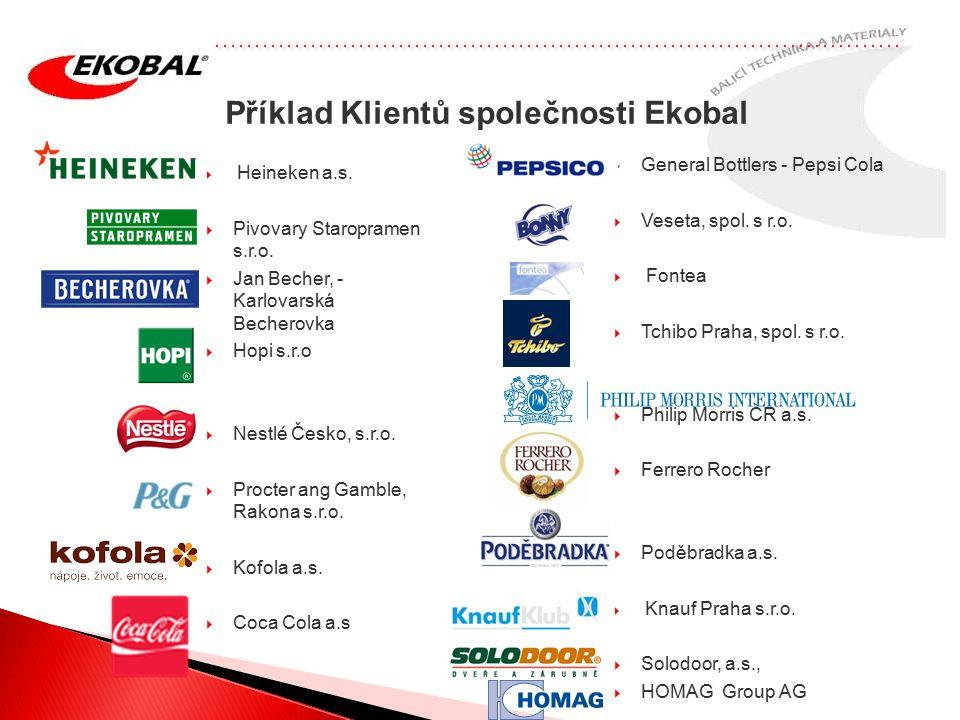  Heineken a.s. Pivovary Staropramen s.r.o.