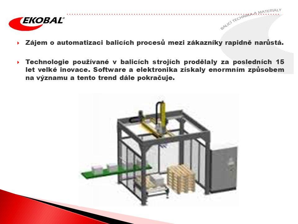 - Náklady na lidskou sílu přesahují náklady na pořízení a provoz automatického zařízení.