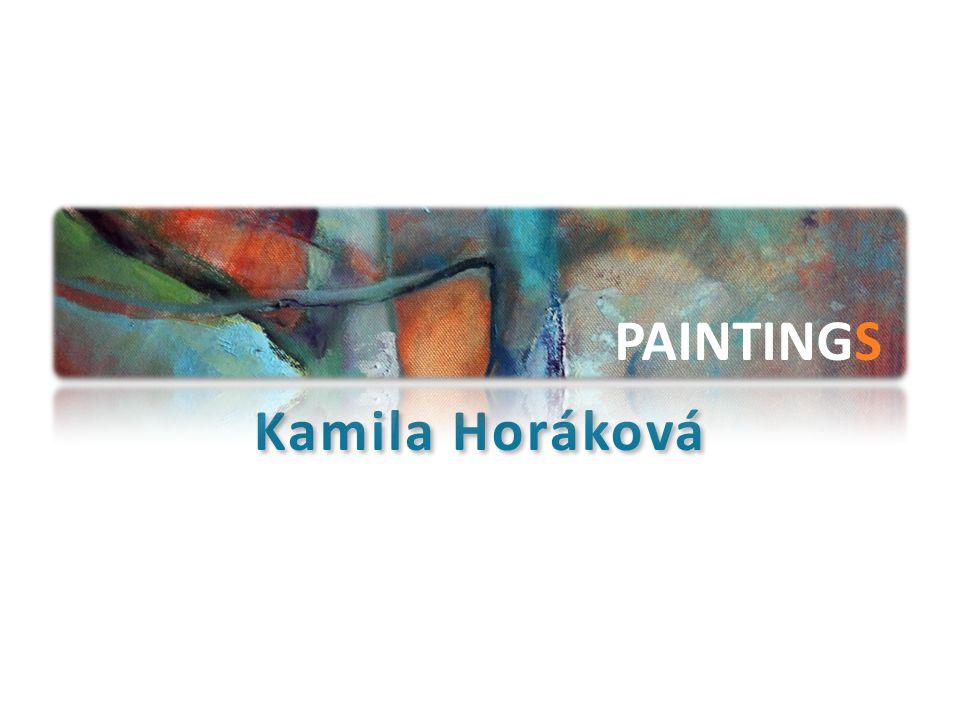 Kamila Horáková PAINTINGS