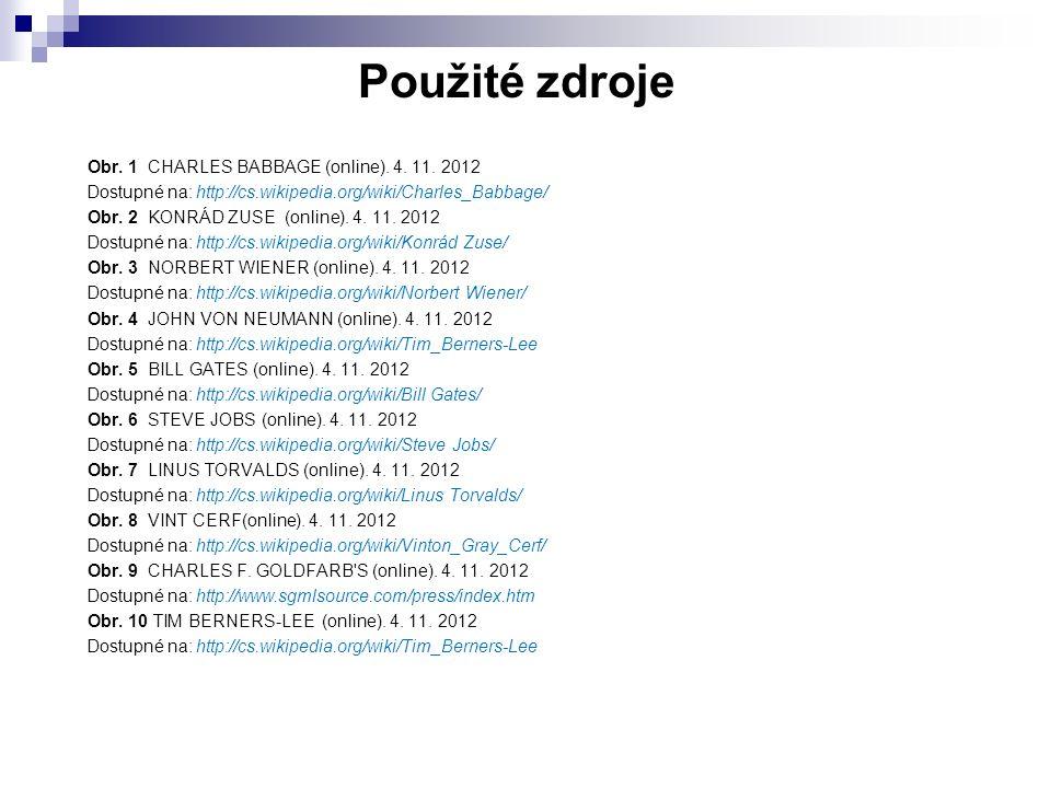 Obr. 1 CHARLES BABBAGE (online). 4. 11.