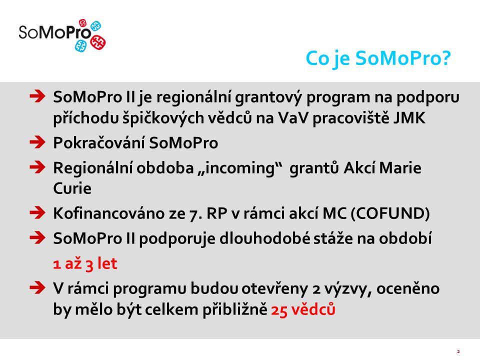 2 Co je SoMoPro.