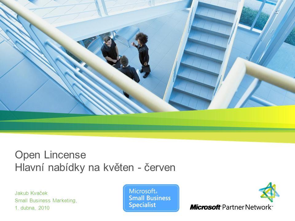 Aktuální multilicenční promonabídky – Windows 7