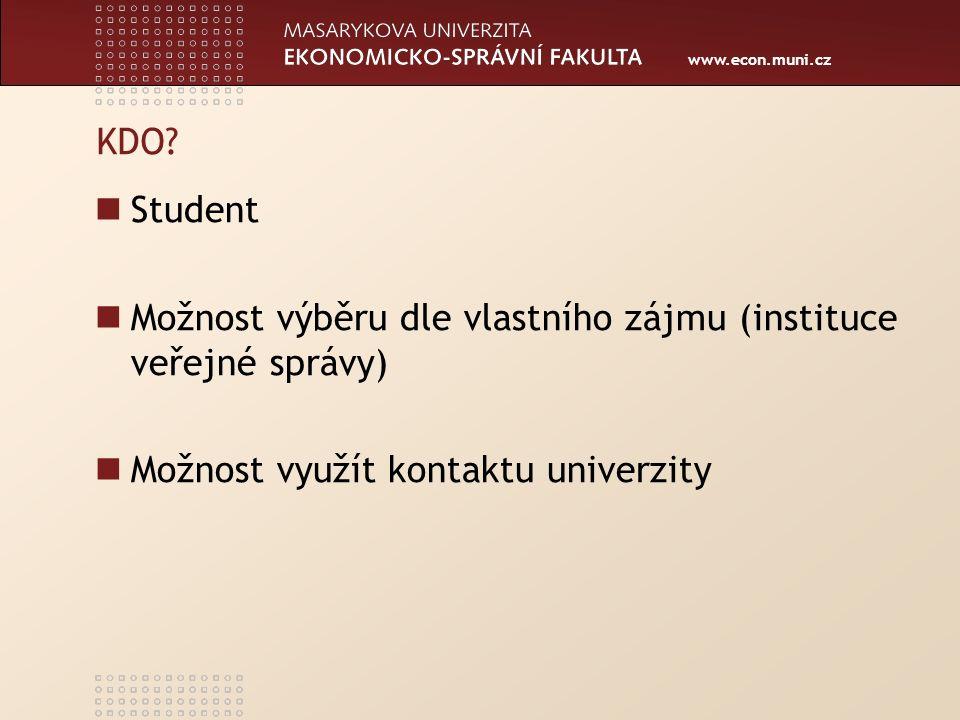 www.econ.muni.cz JAK.