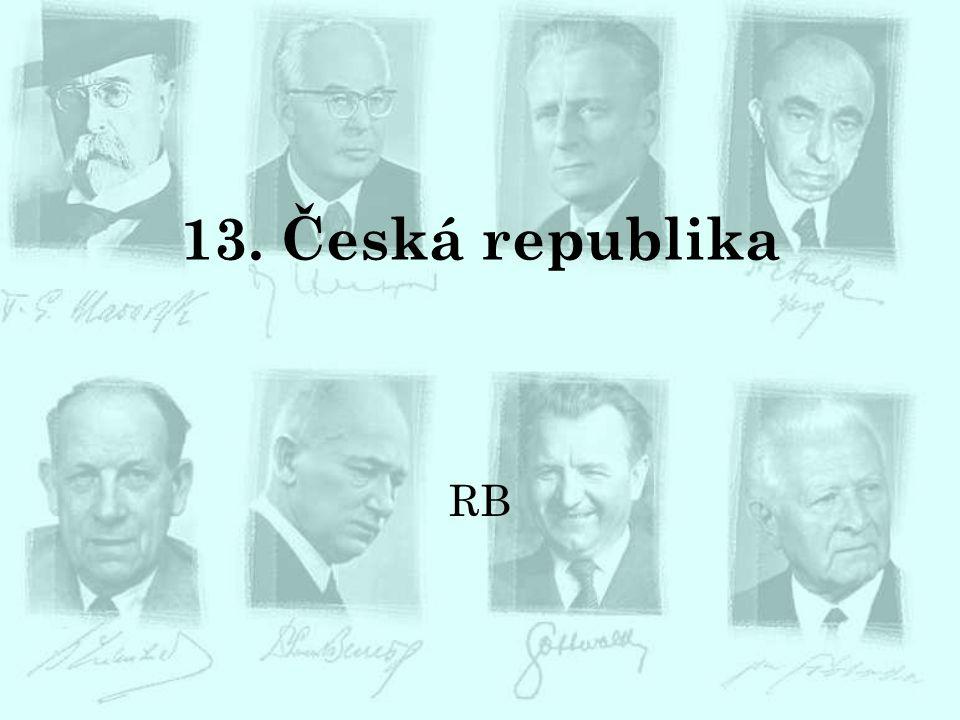 ČSR do 1948 volby v r.1946 –nejsilnější stranou KSČ –předseda vlády K.