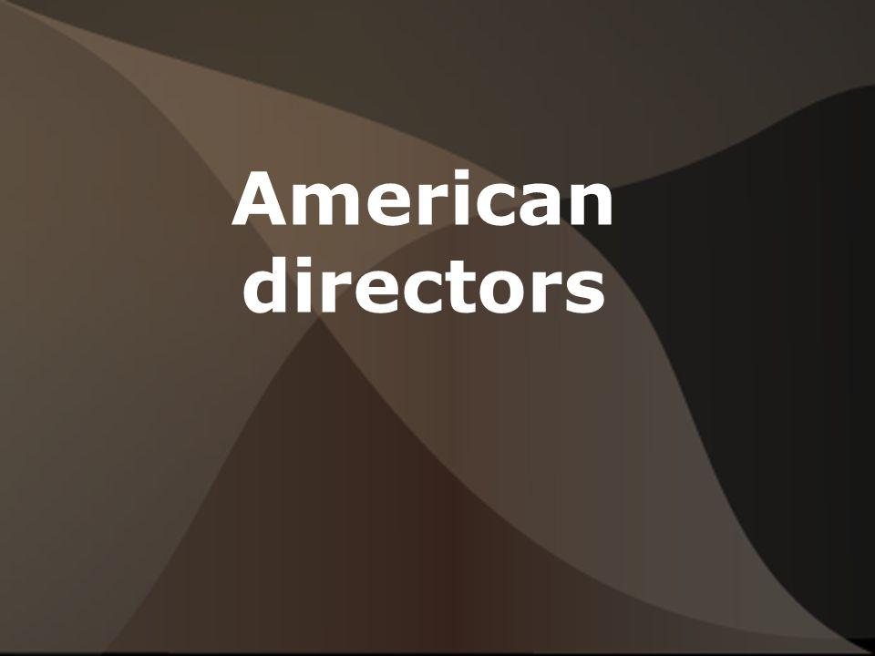 American directors