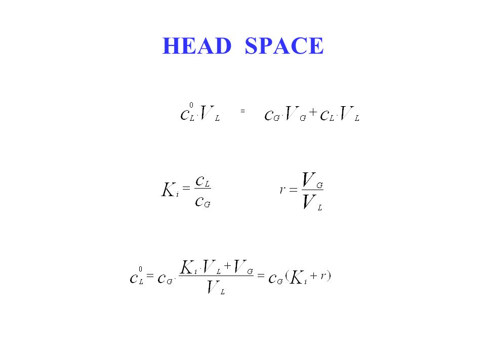 = HEAD SPACE