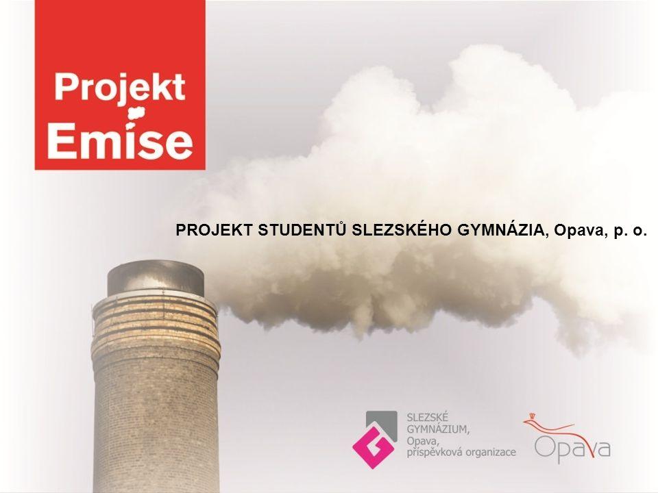 EMISE PROJEKT STUDENTŮ SLEZSKÉHO GYMNÁZIA, Opava, p. o.