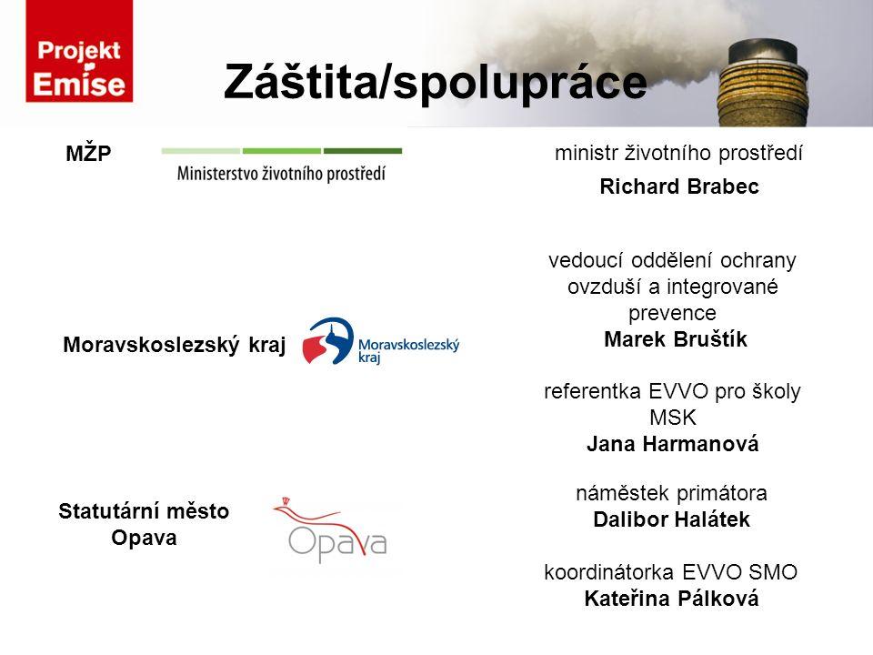 Záštita/spolupráce Čisté nebe o.p. s.