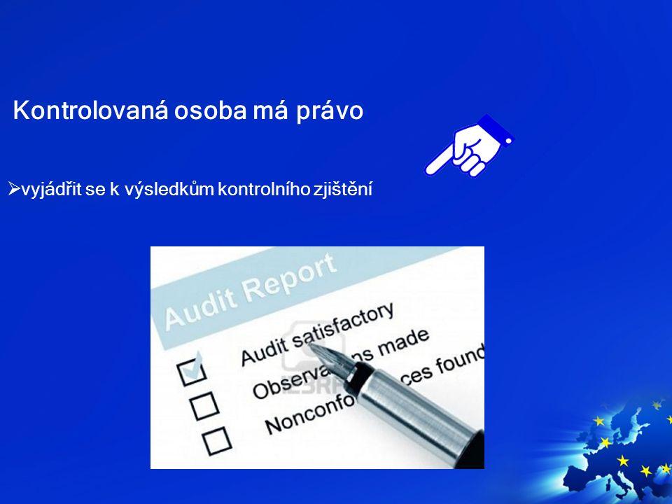 Kontrolovaná osoba má právo  odvolat se proti dodatečnému platebnímu výměru vydanému na základě výsledku kontroly po propuštění zboží