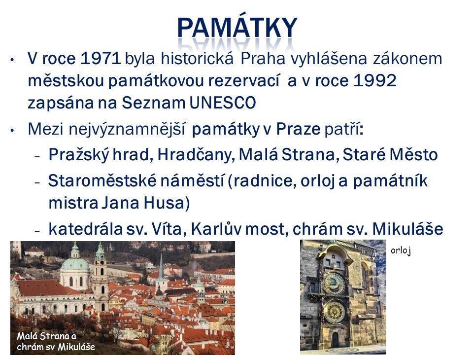 Hlavní město Praha patří k nejdůležitějším hospodářským centrům Česka. V porovnání se zbytkem ČR je výrazně bohatším regionem a svojí ekonomickou silo